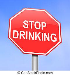 concept., alcoholismo
