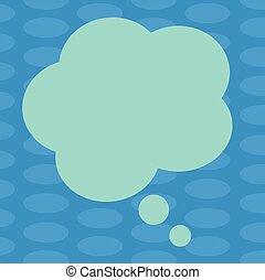 concept, annonces, business, espace, couleur, bulle, matériel, isolé, promotionnel, pensée, forme, vecteur, parole, bons, gabarit, vide, floral, affiches, copie, présentation, vide