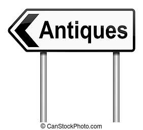 concept., antiquités