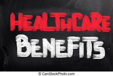 concept, avantages, healthcare