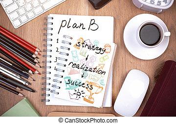 concept, b, plan