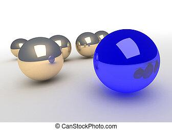 concept balls