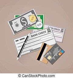 concept., betaling, methodes