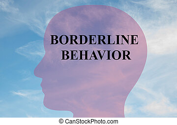 concept, borderline, gedrag