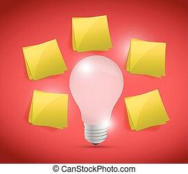 concept, brain-storming, idée