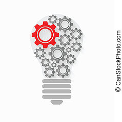 Concept bulb
