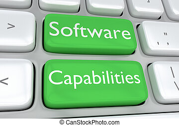 concept, capabilities, logiciel