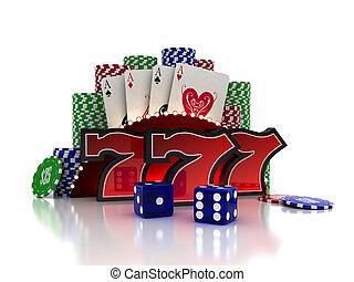 concept, casino