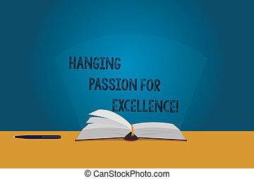 concept, colorez photo, élevé, glaring., table, qualité, ouvert, stylo, livre, passion, texte, business, réussi, faisceau, signification, excellent, pages, excellence., grand, lumière, métier, écriture