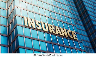 concept, compagnie assurance