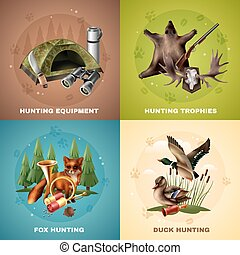 concept, conception, chasse