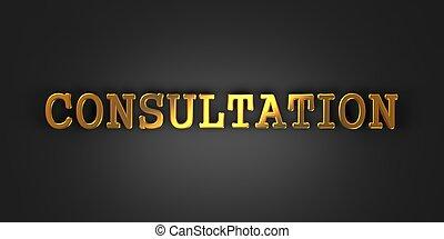 concept., consultation., empresa / negocio