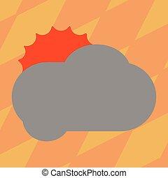 concept, couleur, texte, pelucheux, promotionnel, conception, vide, nuage, briller, toile, annonces, soleil, derrière, gabarit, railler, business, affiche, matériel, copie, dissimulation, haut, vecteur, vide, bannières