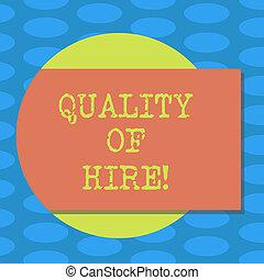concept, couleur, texte, photo., recrutement, forme, vide, hire., qualité, dehors, écriture, cercle, bon, business, réussi, métier, loué, venir, ombre, professionnels, mot, rectangulaire
