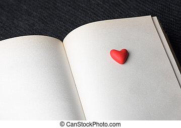 concept, dag, valentines