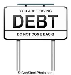 concept., debito