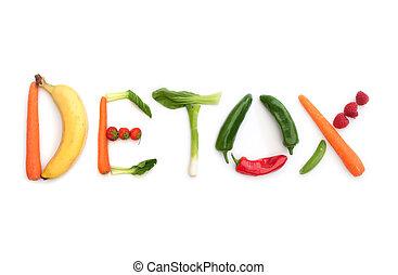 concept, detox