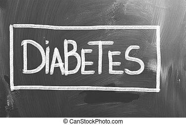 concept, diabète