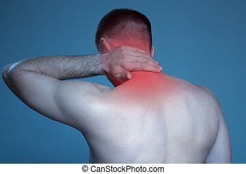 Concept disease. Pain in the neck
