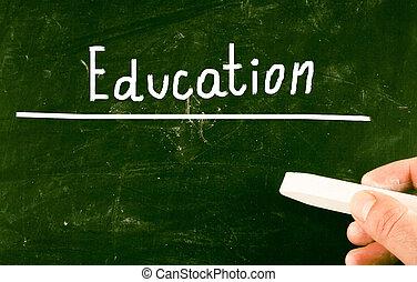 concept, education