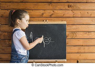 concept, education, enfants