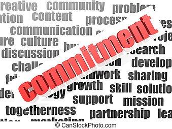 concept, engagement