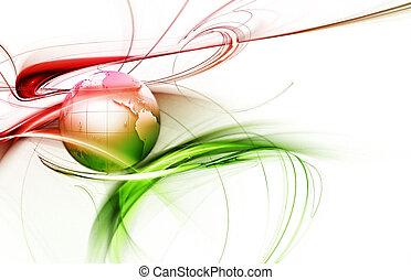 concept environmental - abstract image concept environmental...