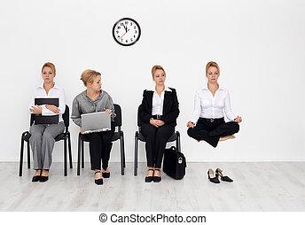 concept, exposition, -, séjour, métier, candidats, avoir,...