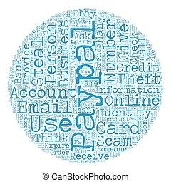 concept, fond, business, texte, wordcloud, vol, identité