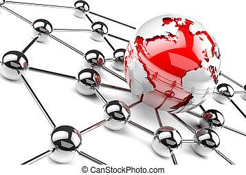 concept, gestion réseau