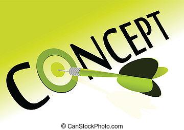 Concept goal achievement