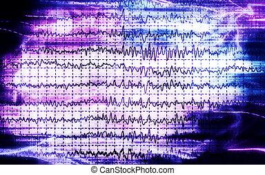 concept graph brain wave EEG