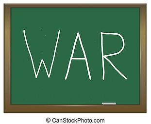 concept., guerre