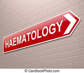 concept., haematology