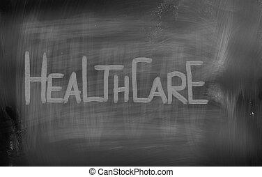 concept, healthcare