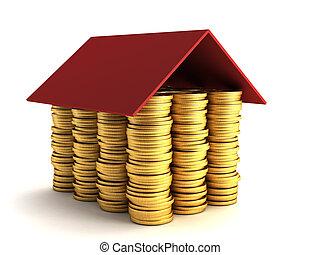 concept, hypothèque