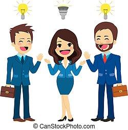concept, idée, business