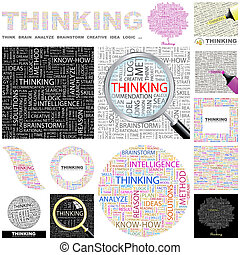 concept, illustration., thinking.