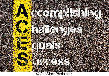 Business Acronym ACES