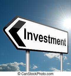 concept., investissement