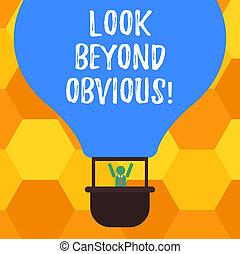concept, kleur, tekst, zien, leeg, achter, onderwerp, deeply, armen, vragen, paardrijden, meer, fop, hu, betekenis, verheffing, balloon., blik, binnen, analyse, lucht, van belang zijn, gondola, handschrift, obvious., of