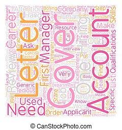 concept, lettre, texte, couverture, comptables, wordcloud, fond