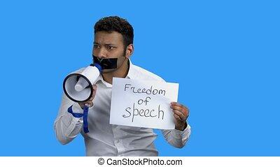 concept., liberté, parole