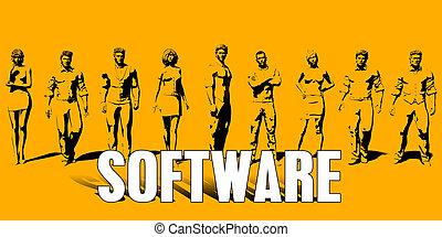 concept, logiciel