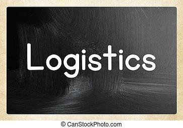 concept, logistique