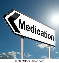 concept., medikation