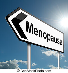 concept., menopausia