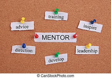 concept, mentor