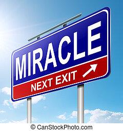 concept., miracolo