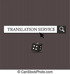 concept, mot, service., business, texte, équivalent, écriture, langue, mère, langue, traduction, cible